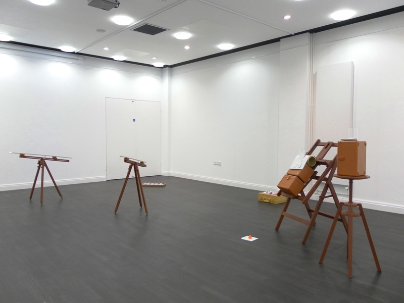 Murray O'Grady, Familiars - installation view